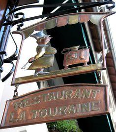 Restaurant La Touraine, 39 Rue de Croulebarbe, Paris XIII