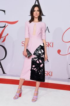 Jacquelyn Jablonski in Giulietta at the 2015 CFDA Fashion Awards. See all the looks from the night.