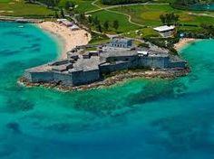 Fort St Catherine, St George Bermuda