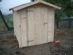 casetta in legno di lecosevecchie su Etsy