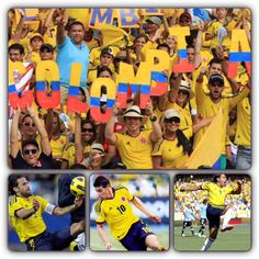 mi seleccion Colombia World Cup 2014, Fifa World Cup, Cali, Soccer, Baseball Cards, Country, Sports, Beautiful Things, Columbia