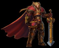 ...Commission: Blood Elf Paladin Tendael... by ShadowPriest