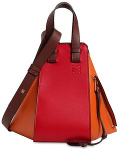 e59c2b089d9e Loewe Small Hammock Leather Bag Leather Bag