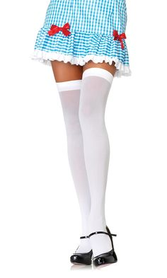 3eb13b80212 opaque thigh highs  2.55 Opaque Stockings