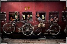 Framing - Steve McCurry