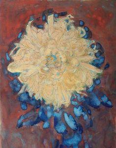 chrysanthemum - mondrian