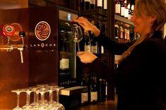 #wine #redwine #whitewine #rosé #winebar #tasting #winetasting #winedispenser #laroche