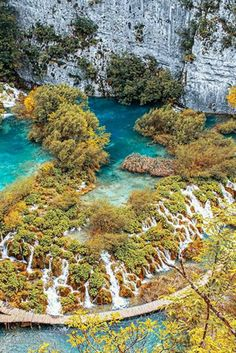 Croatia Travel Blog: Absolute-must-do things to do in Croatia - visit the National Parks. Click to find out more!
