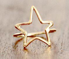Star Ring $65 uncovet