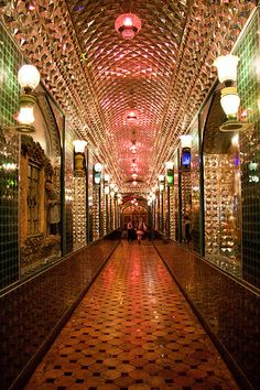 Diamonds ~ Doha  ~ Qatar extravagance at its finest
