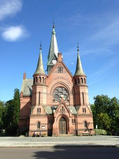 Sagene Church - Oslo, Norway ….Stay cheap and comfortable in Oslo: www.airbnb.com/rooms/1036219?guests=2&s=ja99 and https://www.airbnb.com/rooms/6808361