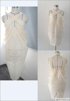 fashion drape