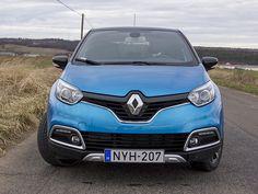 Kiscsaládi nagykirándulós városi SUV - Renault Captur teszt