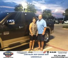 #HappyAnniversary to Scott Downing Connie Downing on your 2011 #Ram #1500 from Ruben Cantu at Huffines Chrysler Jeep Dodge Ram Lewisville!