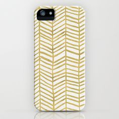 Buy Gold Herringbone by Cat Coquillette as a high quality iPhone & iPod Case. Worldwide shipping available at Society6.com. Just one of millions of…