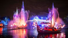 Your Rivers of Light Questions Answered