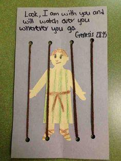 E280: Joseph in jail. Genesis 39