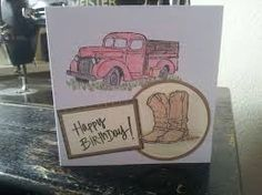 Image result for Stampin up Country Livin' truck