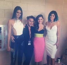 Lucy Hale / Kylie Jenner / Kendall Jenner