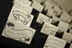 The Crafting of a Harry Potter Wedding - PICTURE HUGE! - OCCASIONS AND HOLIDAYS