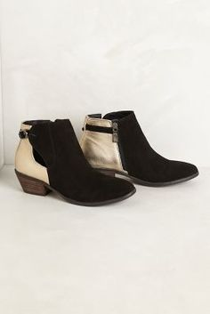 Brevin Ankle Boots #anthropologie #anthrofave