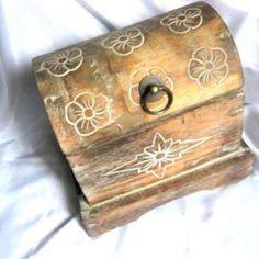 Cufar lemn brut, cufar din lemn decorat antic Alchemy, Decorative Boxes, Tattoo, Home Decor, Decoration Home, Room Decor, Tattoos, Home Interior Design, Decorative Storage Boxes