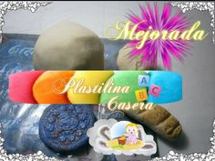 Como hacer Plastilina Casera