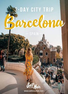 How to Spend a Barcelona City Trip days) - Spain - Spain Travel Guide, Europe Travel Tips, European Travel, Travel Destinations, Travel Guides, Travel Deals, Barcelona Spain Travel, Barcelona City, Things To Do Barcelona