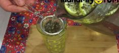 SÜPER HIZLI YAĞ YAKAN MADEN SUYU DETOKSU Pickles, Cucumber, Food, Medical, Essen, Pickle, Yemek, Zucchini, Pickling