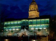 Facha Sur del Museo Art Nouveau y Art Déco Casa Lis en la actualidad. Fotografía: Imagen M.A.S.