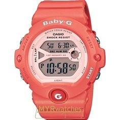 Baby Gs watches. | 31 Items Of Clothing That '00s Teens Will Never Wear Again