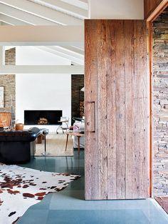 Puertas de exterior con buen diseño