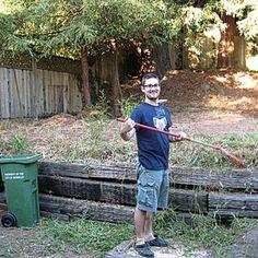 28 inspiring outdoor makeovers | DIY backyard makeover: Before | Sunset.com