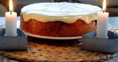 Kun olin lapsi, mummoni leipoi aina ihanaa porkkanakakkua. Kuorrutteen hän teki aina purkkiin jääkaappiin ja sitä sai itse levittää haluaman... Pie Recipes, Winter, Deserts, Food And Drink, Foodies, Cakes, Winter Time, Desserts, Food Cakes