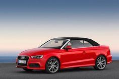Nieuwe Audi A3 2014 cabriolet!