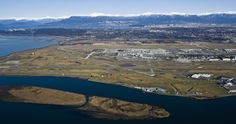Vancouver International Airport (YVR) in Richmond, BC