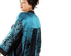 Mother of the Bride Dress Plus Size Jacket Purple Turquoise Size 30/32  SHOP NOW: Unique jackets for women Sizes 14 - 36, mother of the bride, special occasion, artwear, elegant and unique women's clothing,xoPeg #PeggyLutzPlus #PlusSize #style #plussizestyle #plussizeclothing #plussizefashion #womenstyle #womanstyle #womanfashion #springwedding #summerstyle #fallstyle #fallfashion #formal  #couture #divastyle #pluswedding #plusbridal