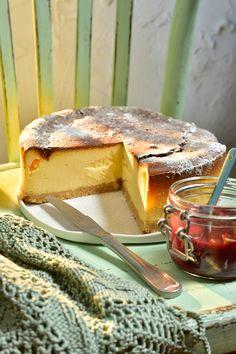 Rebarbarás sajttorta Recept képpel - Mindmegette.hu - Receptek Granola, Tiramisu, Ethnic Recipes, Food, Essen, Meals, Tiramisu Cake, Yemek, Muesli