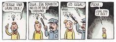 AutoLiniers: Liniers (Macanudo): El humor de Macanudo - Liniers