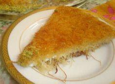 Konafa -- Top 10 Delicious and Unique Egyptian Foods