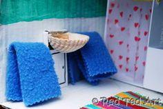 diy dolls house sink