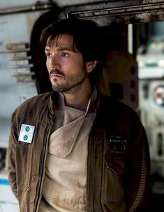 "Cassian Jeron Andor {One of the things I love most about Rogue One is how much we fell in love with the characters.....} ""I seriously got way too attached to this character and can't stop talking about him..."""