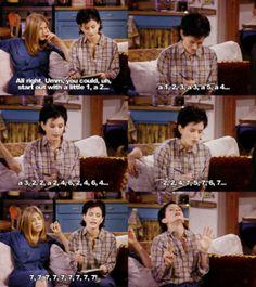 Monica Friends tv show Funny quotes Seven Friends Tv Show, Tv: Friends, Friends Episodes, Friends Moments, Friends Series, I Love My Friends, Friends Forever, Funny Friends, Quote Friends