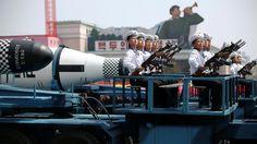 Kim Jong-un festeja el aniversario del Ejército Popular: ¿cuánto poder tienen sus misiles?  Desfile militar norcoreano foto: Reuters Damir Sagolj