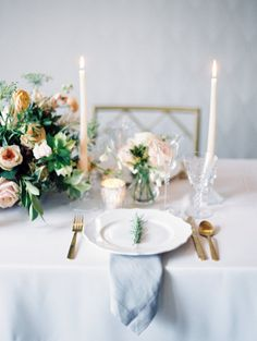 How to Infuse Your Tablescape with the Prettiest Garden Details – Style Me Pretty