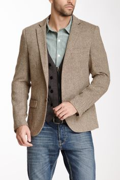 Threads For Thought Threads For Thought Herringbone Blazer | Nordstrom Rack