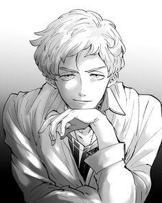 Twitter Fanarts Anime, Anime Characters, Fictional Characters, I Love Anime, Anime Guys, Animes Wallpapers, Neverland, Manhwa, Art Reference