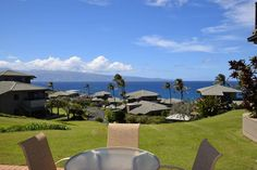 Special $199 until Dec.16 2016!. Amazing Views!!! Kapalua Bay Villa #14G2     This is a beautiful little condo. Nice towels beach towels 2 beach chairs and a cooler. Nice flat screen TVs good wifi. The condo was very clean with a great view. The complex doesn't provide a lot of privacy if you have the curtains open. Really beats a hotel in the area as this is a 5 star area and here you can make your own breakfast in the nice kitchenenjoy coffee on the patio isten to all the tropical birds…