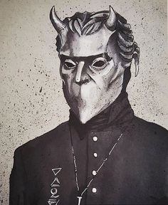Awesome Ghoul drawing