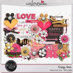 Crazy Love Elements